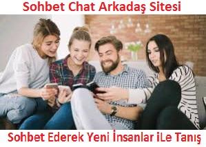 Canlı Sohbet Muhabbet Chat Arkadaş Sitesi